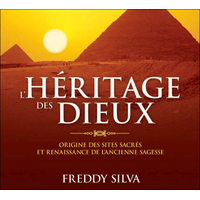 L'Héritage des Dieux - Livre Audio - Freddy Silva