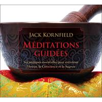 Méditations Guidées - Livre Audio - Jack Kornfield
