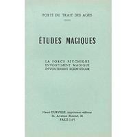 Études Magiques - Porte du Trait des Ages