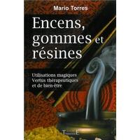 Encens, Gommes & Résines - Mario Torres