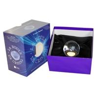 Coffret Boule de Cristal 5,9 cm + Guide - Titania Hardie