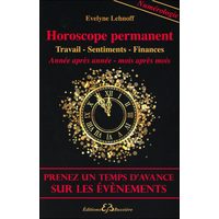 Horoscope Permanent - Evelyne Lehnoff