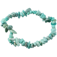 Bracelet Baroque Amazonite du Brésil