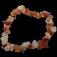 Bracelet Baroque Cornaline