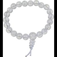 Bracelet Mala Tibétain Cristal de Roche