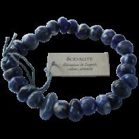 Bracelet Nuggets Sodalite