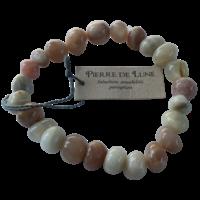 Bracelet Nuggets Pierre de Lune