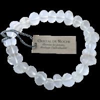 Bracelet Nuggets Cristal de Roche