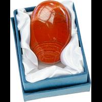 Galet Jaspe Rouge 3,5 x 4 cm