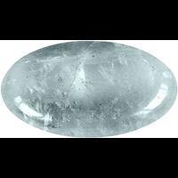 Galet Cristal de Roche 3,5 x 4 cm
