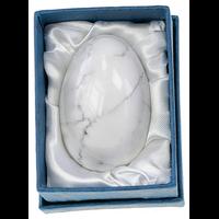 Oeuf Magnésite - 3 x 4,5 cm