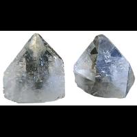 Apophyllite Blanche 1 a 2 cm - Lot de 2 Pièces