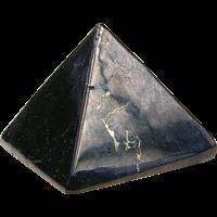 Pyramide Shungite - 3 cm à 3,5 cm