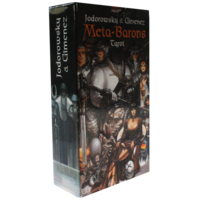 Meta-Barons Tarot -  Alejandro Jodorowsky & Juan Gimenez