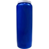 Lampe de Sanctuaire Bleue - Carton de 6