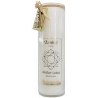 Bougie Chakra : Lotus Blanc