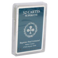 Jeu de Cartes Superfine