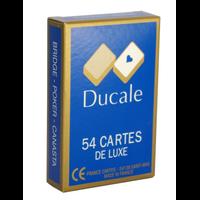 Jeu 54 Cartes Ducale - Dos Bleu