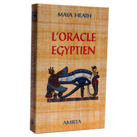 Coffret L'Oracle Égyptien - Maya Heath