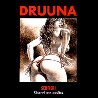 Jeu de Cartes Druuna - Serpieri