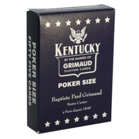 Jeu de Cartes Kentucky Poker