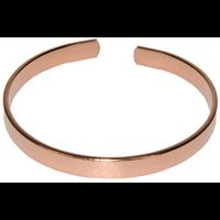Bracelet Cuivre - Largeur 0,6 cm