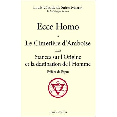 Ecce Homo - Louis-Claude de Saint-Martin