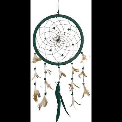 Dreamcatcher Simple Noir - Diamètre 16 cm