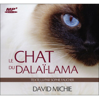 Le Chat du Dalaï-Lama - CD MP3 - David Michie