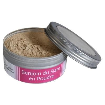 Encens Benjoin du Siam en Poudre - 100 gr