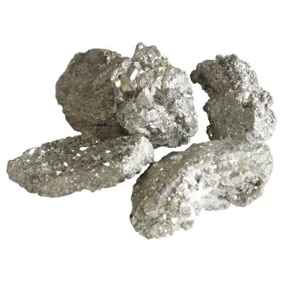 Pyrite Chispas Brute Petits Morceaux - Qualité Extra - Sachet 250 gr