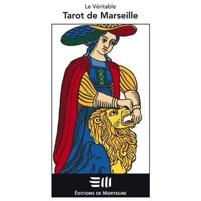 Le Véritable Tarot de Marseille - Le Jeu - Kris Hadar