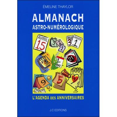 Almanach Astro-Numérologique - Emeline Thaylor