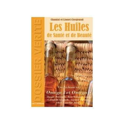 Huiles de Beauté et de Santé - Chantal et Lionel Clergeaud
