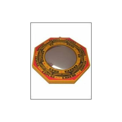 Miroir feng shui - Pa-Kua Convexe - 7,5cm