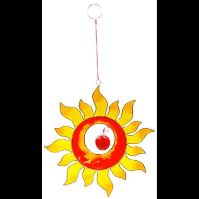Attrape Soleil - Soleil Rouge Jaune