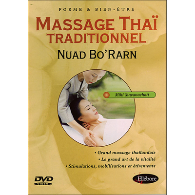 Massage Thaï Traditionnel - Miki Suwanachoti