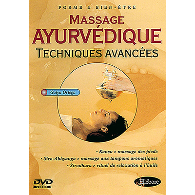 Massage Ayurvédique Techniques Avancées - Galya Ortega