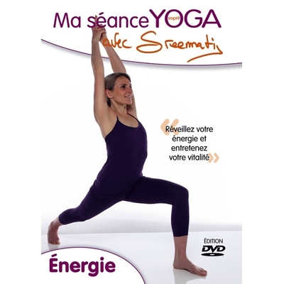 Ma Séance Yoga Avec Sreemati - Energie