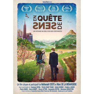 En Quête de Sens - Nathanaël Coste & Marc de la Ménardière