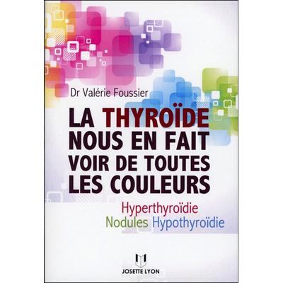 La Thyroïde nous en Fait Voir de Toutes les Couleurs - Dr. Valérie Foussier