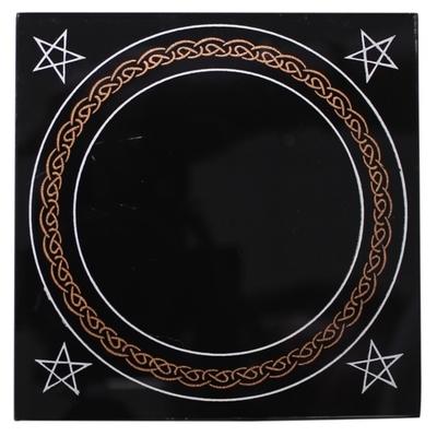 Miroir Noir de Divination
