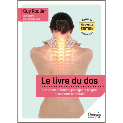 Le Livre du Dos - Guy Roulier