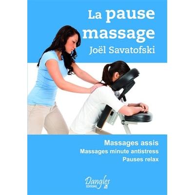 La Pause Massage - Joël Savatofski