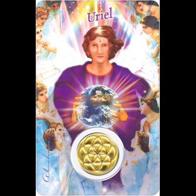 Carte Protection Lumière de Dieu