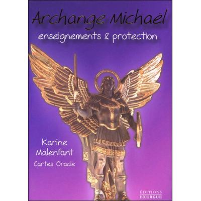 Archange Michael - Enseignements & Protection - Karine Malenfant