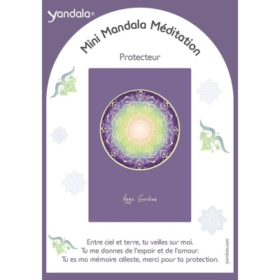 Mini Yandala Méditation - Protecteur