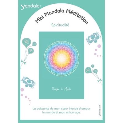 Mini Yandala Méditation - Spiritualité