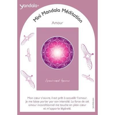 Mini Yandala Méditation - Amour