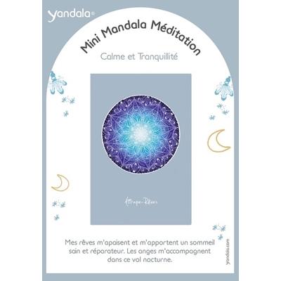 Mini Yandala Méditation - Calme et Tranquillité